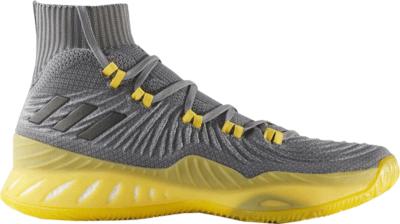 adidas Crazy Explosive 2017 Grey Yellow CQ1396