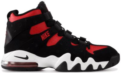 Nike Air Max 2 CB 94 Black Red (2010) 305440-003