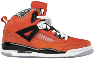 Jordan Spiz'ike Knicks Orange 315371-805; 315371-405