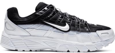 Nike P 6000 Black White (W) BV1021-003