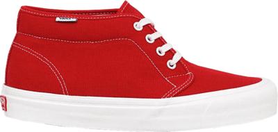 Vans Chukka Boot Proper Red VN0A3GRXSU5