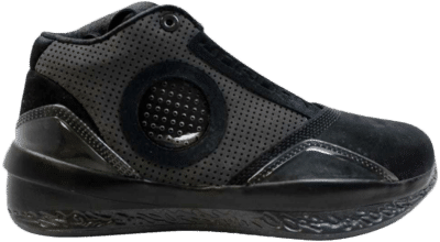 Jordan 2010 Black Dark Charcoal (GS) 392369 001