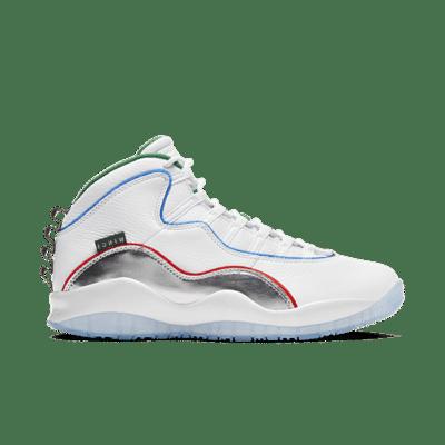 Jordan 10 Retro White CK4352-103