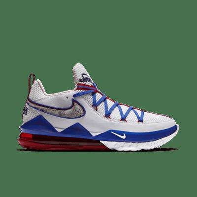 Nike LeBron 17 Low CD5007-100
