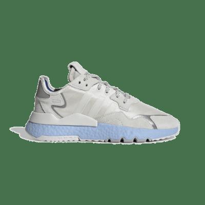 """adidas Originals Nite Jogger W """"Off White"""" EE5910"""