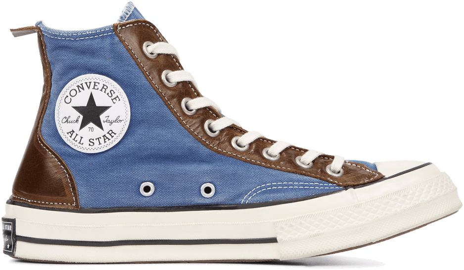Converse Chuck 70 Vintage Leather High Top White 164679C