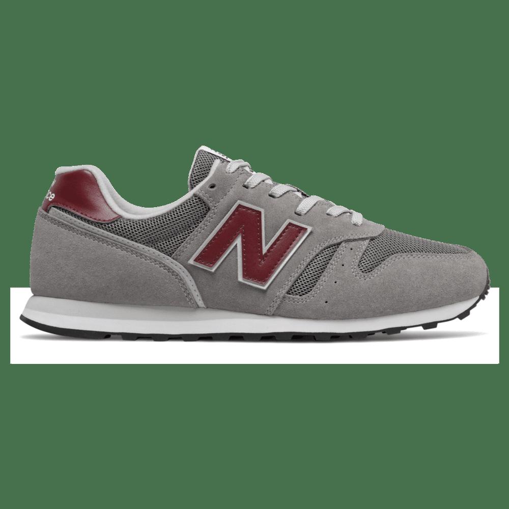 New Balance 373  Marblehead/Burgundy ML373AD2