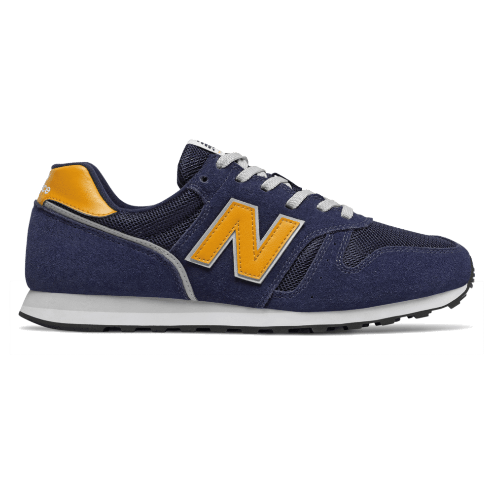 New Balance 373  Pigment/Team Gold ML373AA2