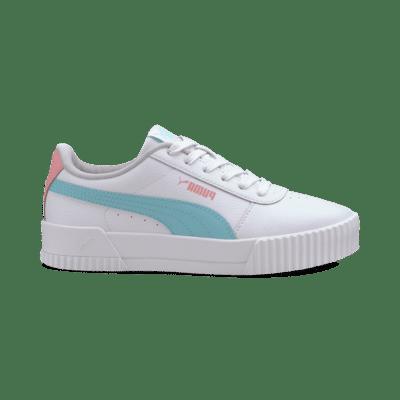Puma Carina L White 370677 06