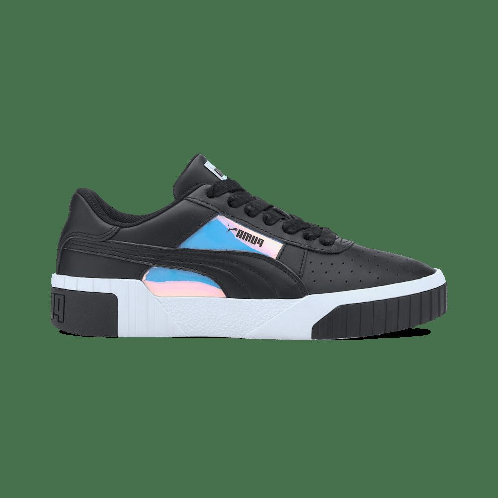 Puma Cali Glow sportschoenen voor Dames Zwart 372563_02