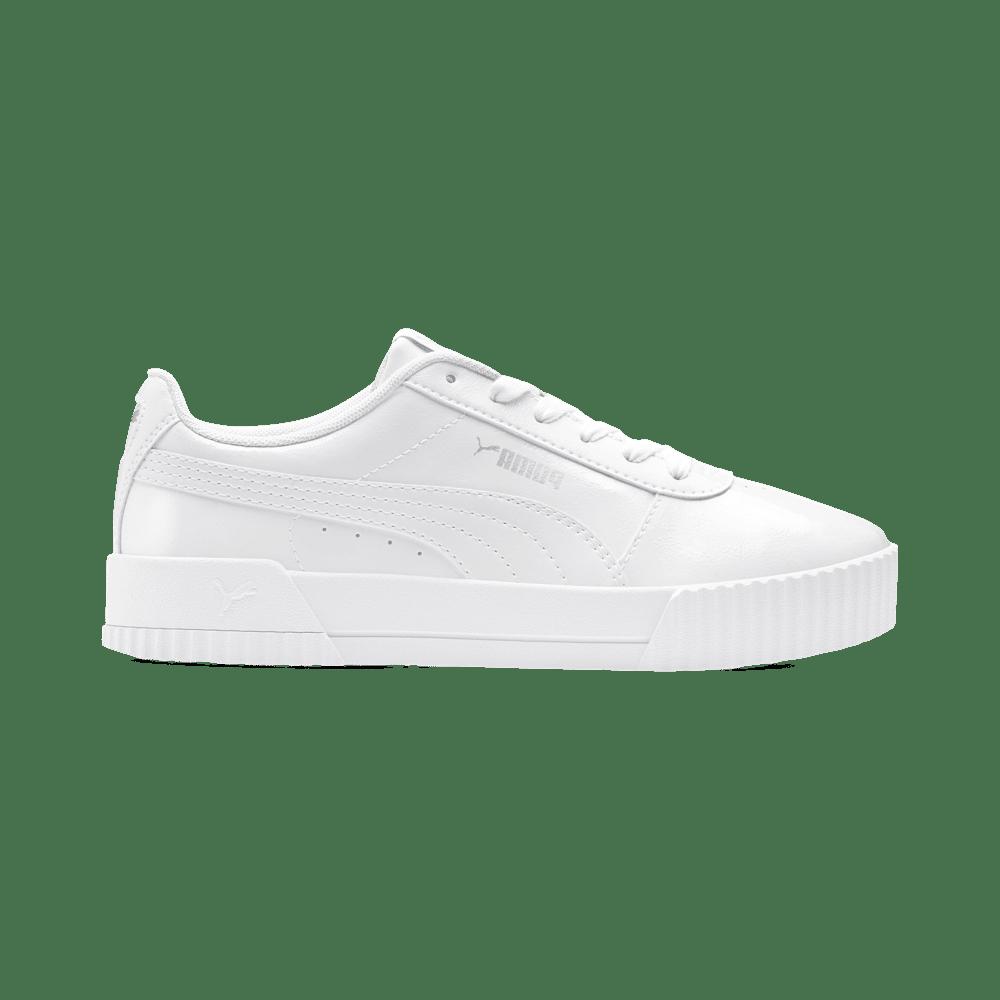 Puma Carina P sportschoenen voor Dames Wit 370912_02