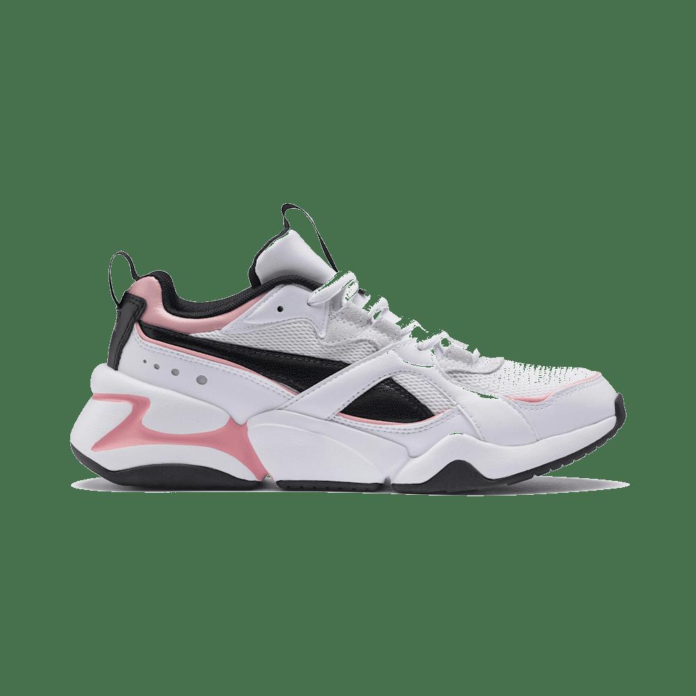 Puma Nova 2 sportschoenen Roze / Zwart / Wit 370957_05