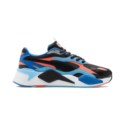 Puma RS-Xu00b3 Level Up sportschoenen Zwart / Roze 373169_02