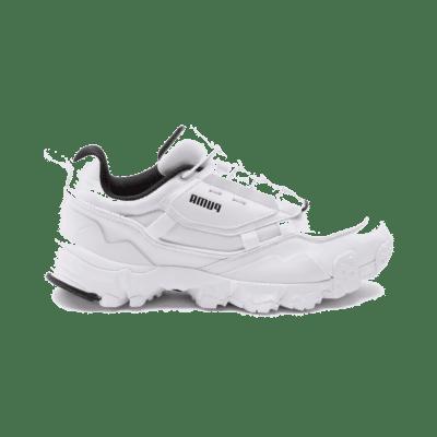 Puma Trailfox Overland MTS Grid hardloopschoenen voor Heren Wit / Zwart 371477_02