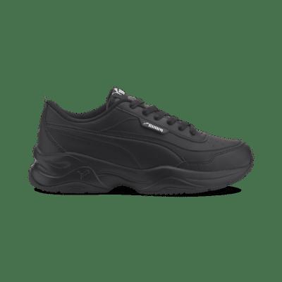 Puma Cilia Mode sportschoenen voor Dames Zilver / Zwart 371125_01