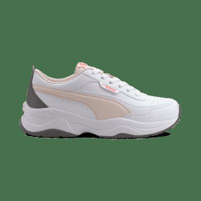 Puma Cilia Mode sportschoenen voor Dames Roze / Wit 371125_04