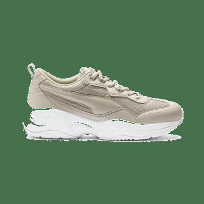 Puma Cilia sneakers voor Dames Grijs / Wit / Zilver 369778_05