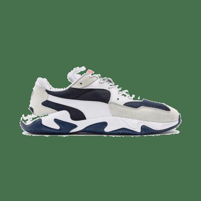 Puma Storm Adrenaline sportschoenen Wit / Blauw 369797_01