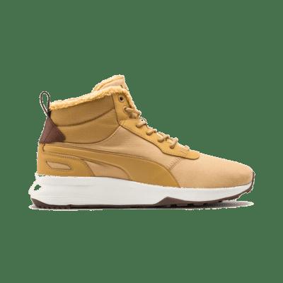 Puma Activate Mid-Cut schoenen Bruin 369784_02