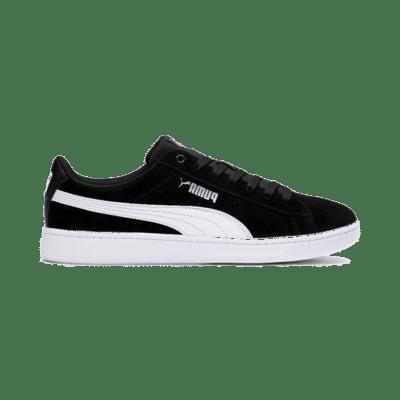 Puma Vikky v2 sneakers voor Dames Zilver / Zwart / Wit 369725_01