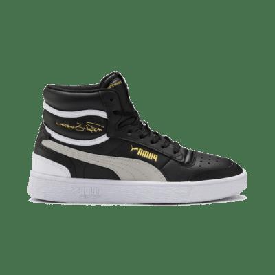 Puma Ralph Sampson Mid Black 370925 01