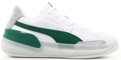 "Puma Clyde Hardwood ""Power Green"" 193663-02"