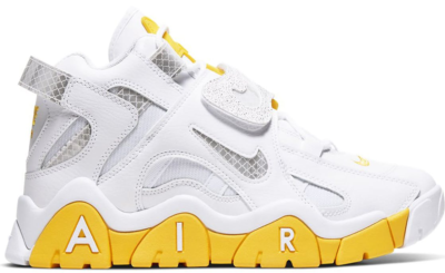 Nike Wmns Air Barrage Mid White CJ9574-100