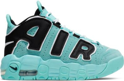 Nike Air More Uptempo PS Light Aqua  AA1554-403