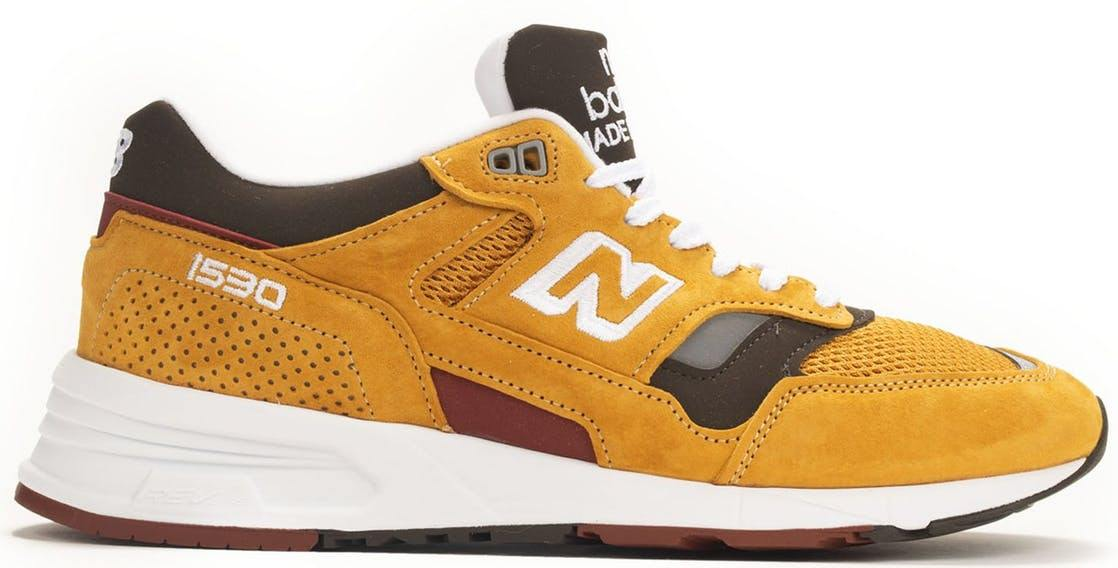 New Balance 1530 Yellow Mustard/Yellow-White M1530SE
