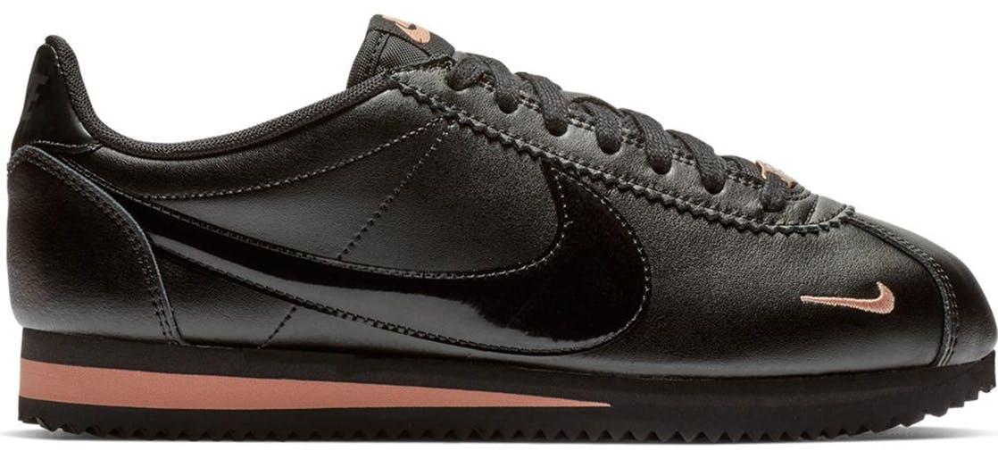 Nike Classic Cortez Black Rose Gold (W) 905614-010