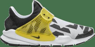 Nike Sock Dart N7 (2017) White/Varsity Maize-Black 908660-117