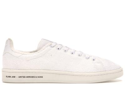 adidas Campus United Arrows & Sons x Slam Jam Footwear White/Footwear White/Chalk White BB6449