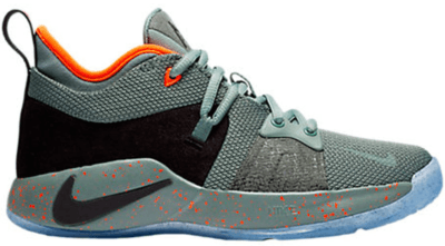 Nike PG 2 All-Star 2018 (GS) Clay Green/Black 943817-300