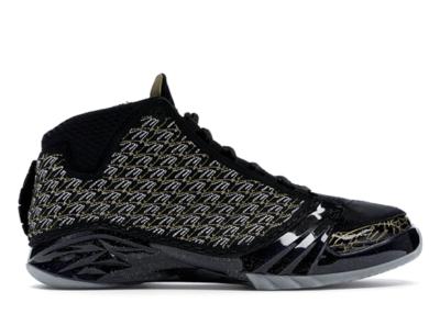 Jordan 23 Trophy Room Black Black/Black-Metallic Gold-Dark Grey 853336-023