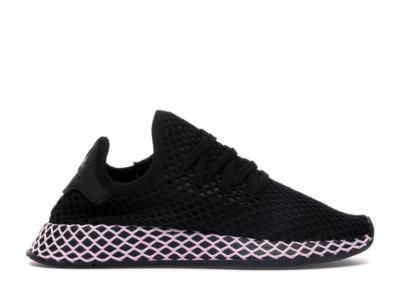 adidas Deerupt Core Black Clear Lilac (W) B37602