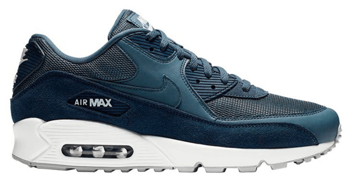 Nike Air Max 90 Essential Monsoon Blue Monsoon Blue/Monsoon Blue AJ1285-405