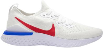 Nike Epic React 2 Classic Cortez White/University Red/Racer Blue CJ8295-100