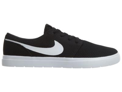 Nike Sb Portmore Ii Ultralight Black/White Black/White 880271-010