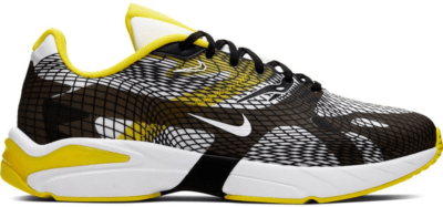 Nike D/MS/X Ghoswift White Black Dynamic Yellow BQ5108-100