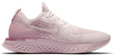 Nike Epic React Flyknit Pearl Pink Pearl Pink/Pearl Pink-Barely Rose AQ0067-600