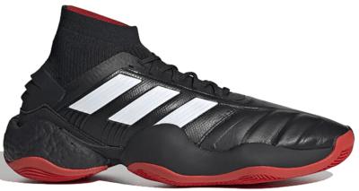 adidas Predator 19.1 25 Years Core Black/Cloud White/Red EE8422