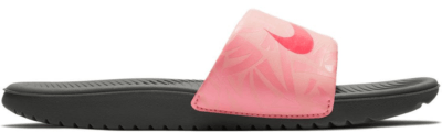 Nike Kawa Slide Print Dark Grey Tropical Pink (GS) Dark Grey/Tropical Pink 819359-002