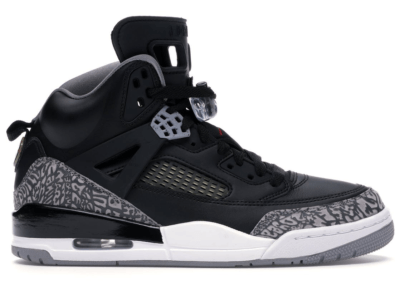 Jordan Spizike Black Cement Black/Varsity Red-Cement Grey-White-Dark Grey 315371-034