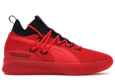 Puma Clyde Court REFORM Red High Risk Red/Black 193461 01