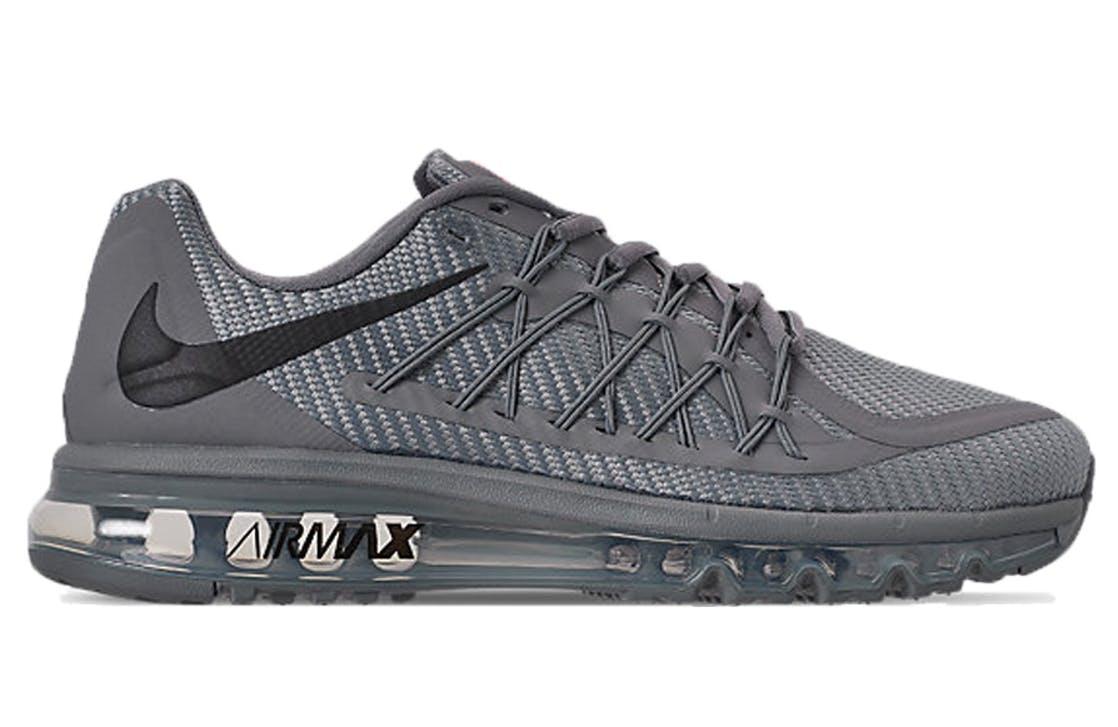 Nike Air Max 2015 Cool Grey Cool Grey/Black-Bright Crimson CN0135-002