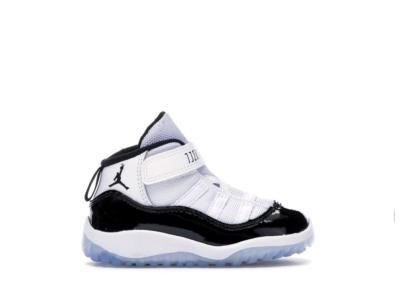 Jordan 11 Retro Concord 2018 (TD) White/Black-Concord 378040-100