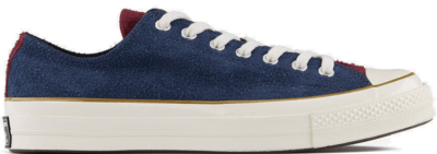 Converse Chuck Taylor All-Star 70s Ox Carhartt WIP Milner Mulberry/Dark Navy-Loden 163716C