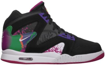 Nike Air Tech Challenge Hybrid Black OG Black/White-Rev Pink-Varsity Purple 659917-016