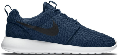 Nike Roshe Run Navy Black White 511881-405