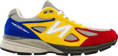 New Balance 990v4 Shoe City x Eat Multi M990EAT4